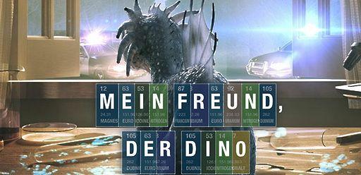 Mein Freund, der Dino