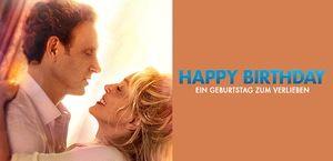 Happy Birthday: Ein Geburtstag zum Verlieben
