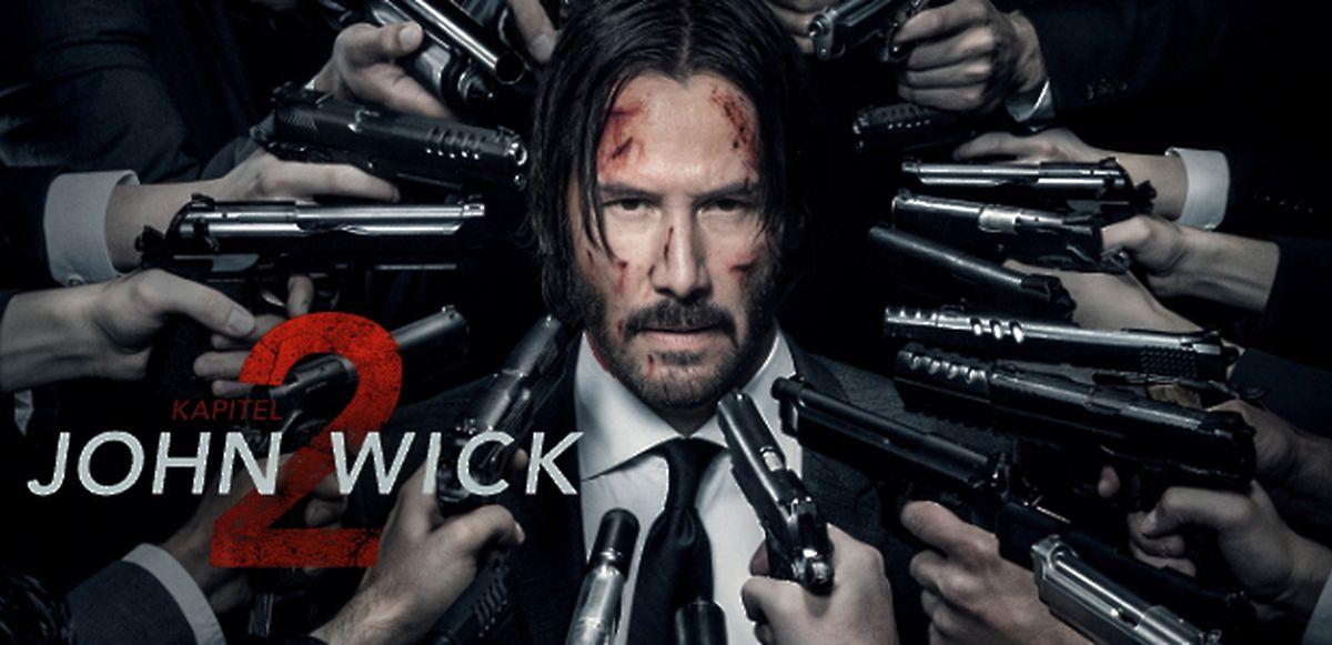 John Wick Kapitel 2 Hd Stream