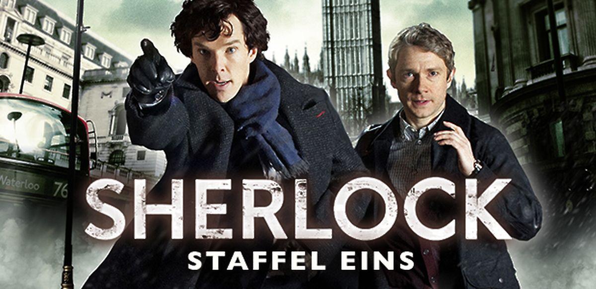 Sherlock Holmes Staffel 1 Folge 1