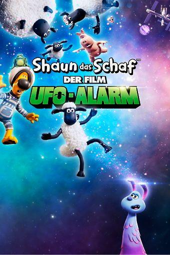 Shaun das Schaf - Der Film - Ufo-Alarm