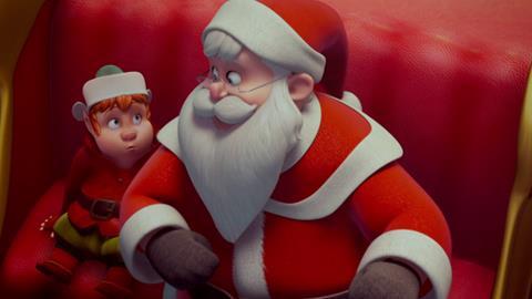 Trailer Saving Santa – Ein Elf rettet Weihnachten