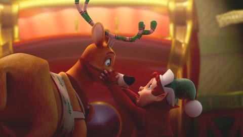 Trailer Saving Santa – Ein Elf rettet Weihnachten - 3D